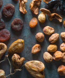 Frutas Desecadas - Deshidratadas & Glaceadas